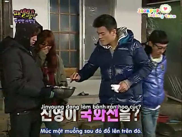 [Vietsub] Family Outing Ep 76 [360kpop] - 7/8 | PopScreen