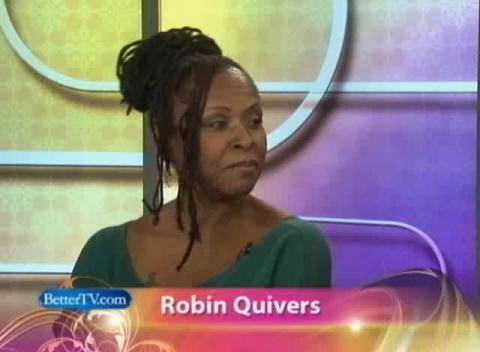 Howard Stern Show's Robin Quivers Interview Part 1/2