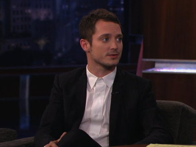 Jimmy Kimmel Live _ Elijah Wood On Jimmy Kimmel Live, Part 1 | PopScreen