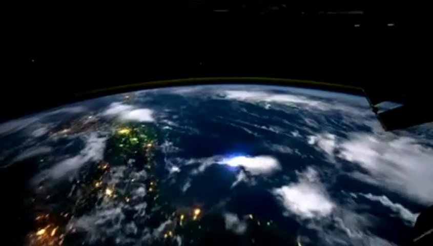 planet earth from space at night - photo #21