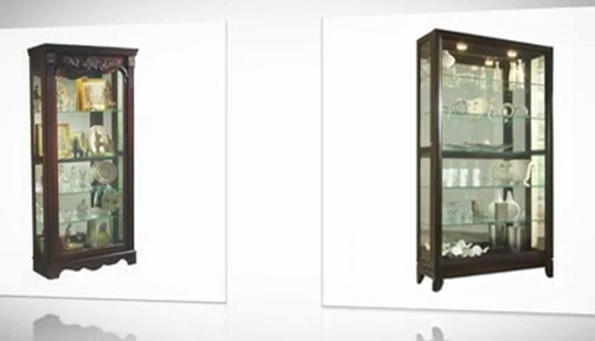 Pulaski Curio Cabinets At Popscreen