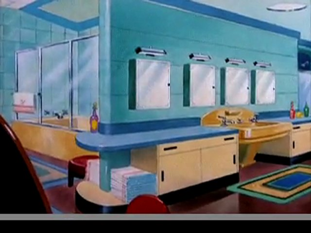 tex avery la maison du futur popscreen. Black Bedroom Furniture Sets. Home Design Ideas