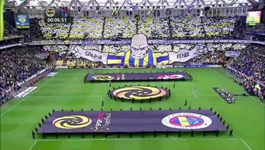Fenerbahçe - 3D Koreografi (15.04.2012) | PopScreen