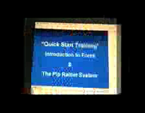 Forex training video