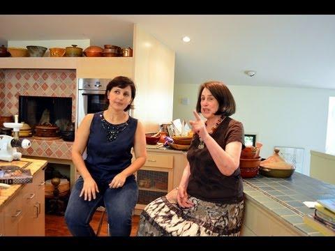 Moroccan Warka Dough with Paula Wolfert - Part II | PopScreen