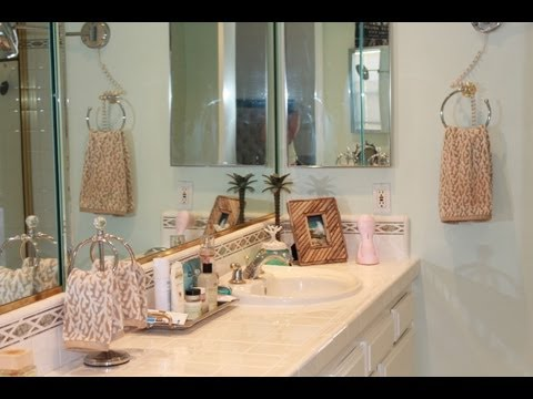 BEFORE: Bathroom Tour | PopScreen