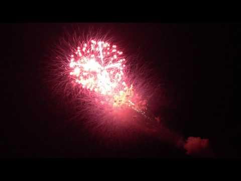 Lansdowne Resort Fireworks | PopScreen