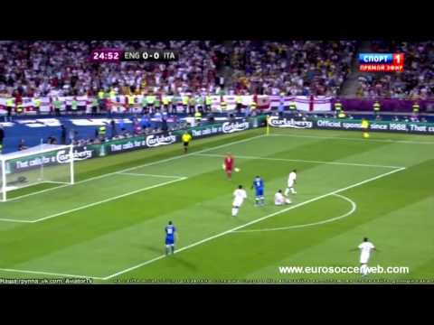 Balotelli great chance against England | PopScreen