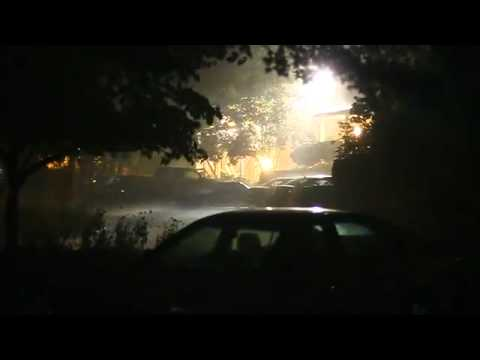 FIRE IN THE SKY: Strange Derecho Storm in Virginia | PopScreen
