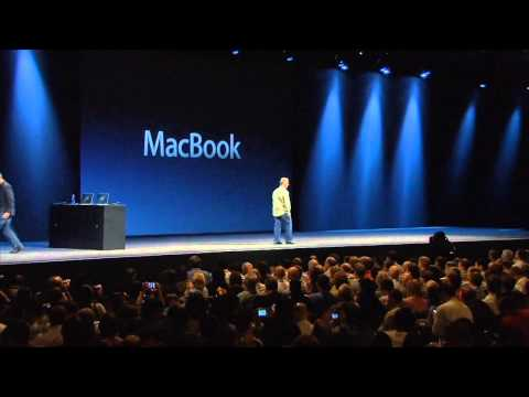 Apple WWDC Keynote Presentaton June 2012 Part 2 | PopScreen