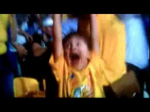 Ukrainian Kid Reactions - Ukraine - Sweden 2-1 EuroCup 2012 | PopScreen