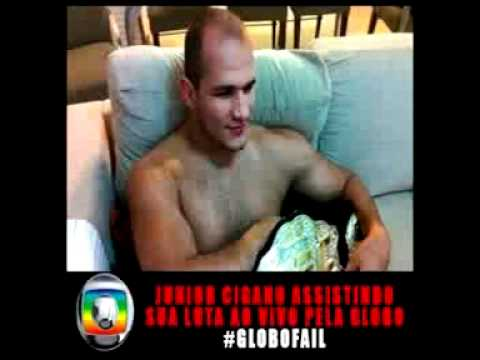 luta do junior cigano x frank mir no UFC 146 - Globo ao vivo | PopScreen