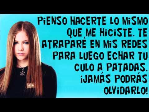 you avril lavigne letra en espanol: