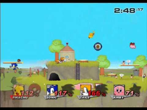 Super Smash Flash 2 Demo v0.7 - Portal