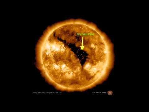URGENT NEWS: Solar Storm threatens Earth as Satellites remain down + massive coronal triangle