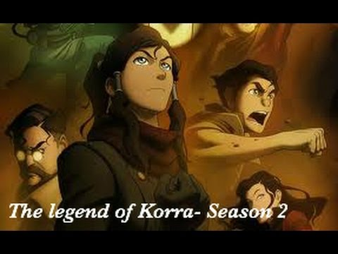Legend of Korra Season 2 CONFIRMED FOR 2013 ?!? | PopScreen