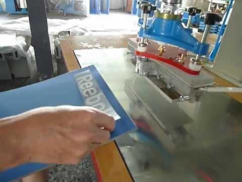 Mesin Emboss , Mesin Hot Press - HG-450 | PopScreen