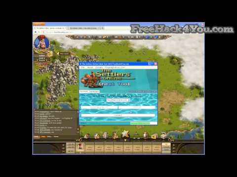 Die Siedler Online Hack Cheat [Edelsteine Generator] - May 2012 | PopScreen