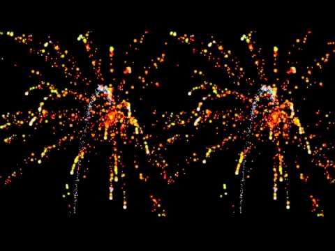 Firework Stereoscopic 3D! | PopScreen