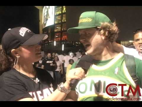 Circle Ten Media Interviews (SONICSGATE) at