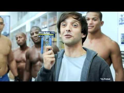 Vai amarelar? Ou vai de Gillette? | PopScreen