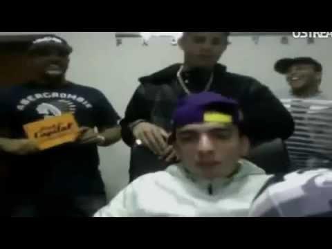 Mc Lon, Mc Guime, Mc Dimenor DR, Mc Danado e Pollo ( HD na Ustream Live )   PopScreen