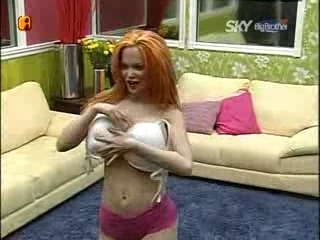 Big Brother Mexico  Sabrina Sabrok Striptease | PopScreen