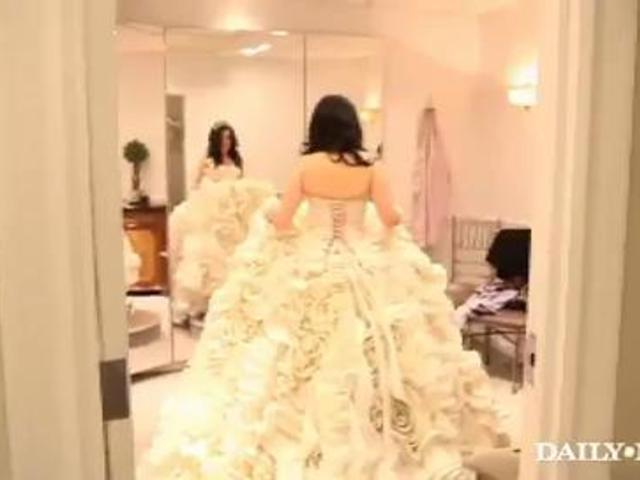 Wedding Dress Fit For A Princess