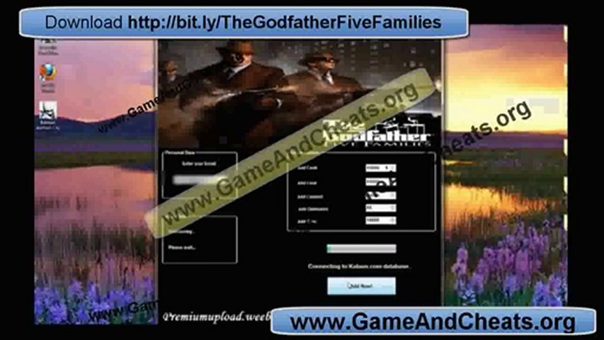 The Godfather Five Families Diamonds Hack [No Survey]FULLY | PopScreen