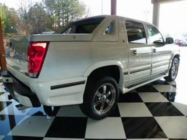 2005 chevrolet avalanche for sale in buford ga used. Black Bedroom Furniture Sets. Home Design Ideas