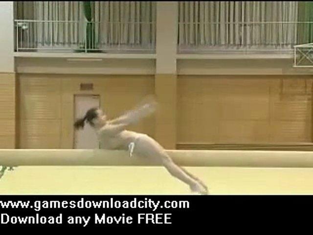 Sexy Romanian Girl Topless Nude Gymnastics | PopScreen