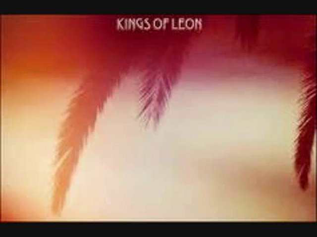Kings of leon sex on fire cd cover