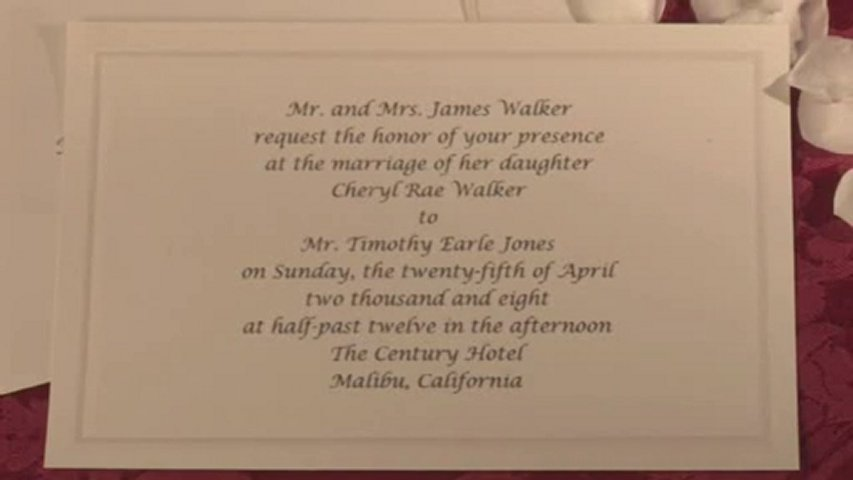 Wedding Invitation Wording : How do I word my invitation when the ...
