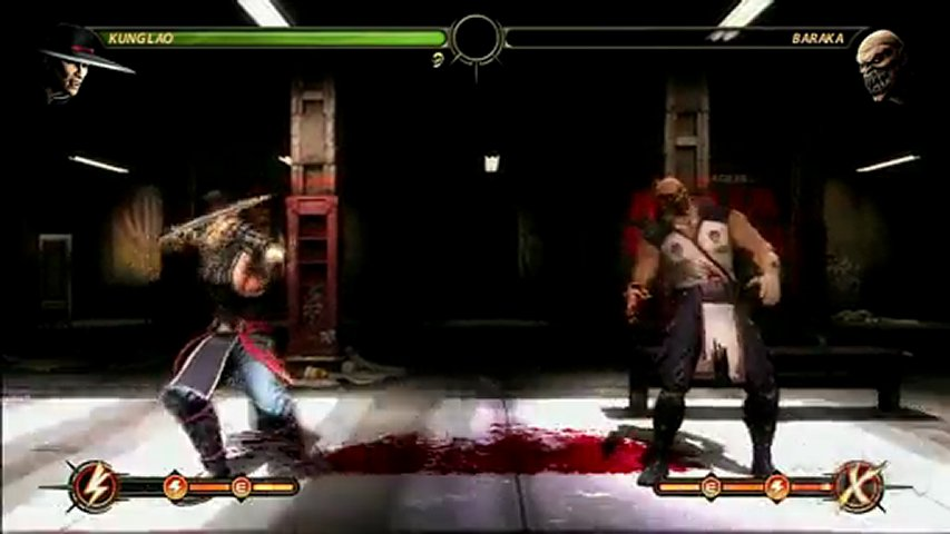 Mortal Kombat: Baraka Fatalities | PopScreen