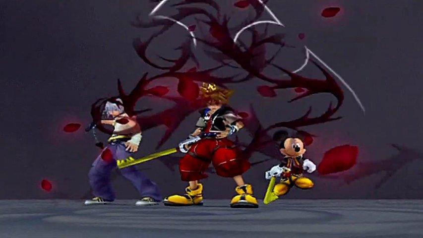 Kingdom Hearts Sora Limit Form Kingdom Hearts 2 Final Mix