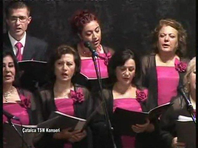 Çatalca Korosu - Nideyim Sahnı Çemen Seyrini | PopScreen