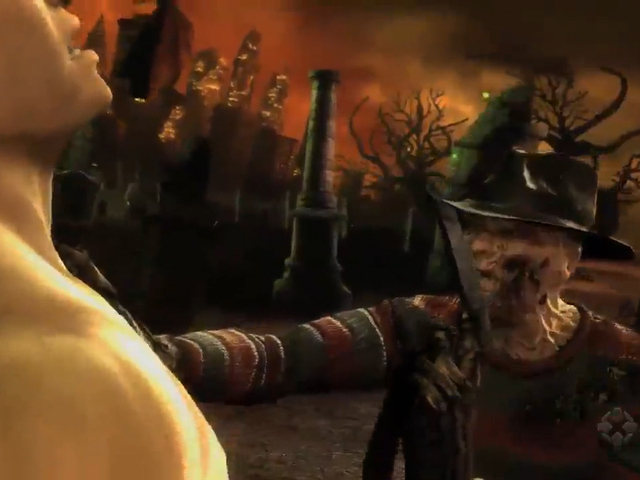 how to get freddy krueger on mortal kombat xbox 360