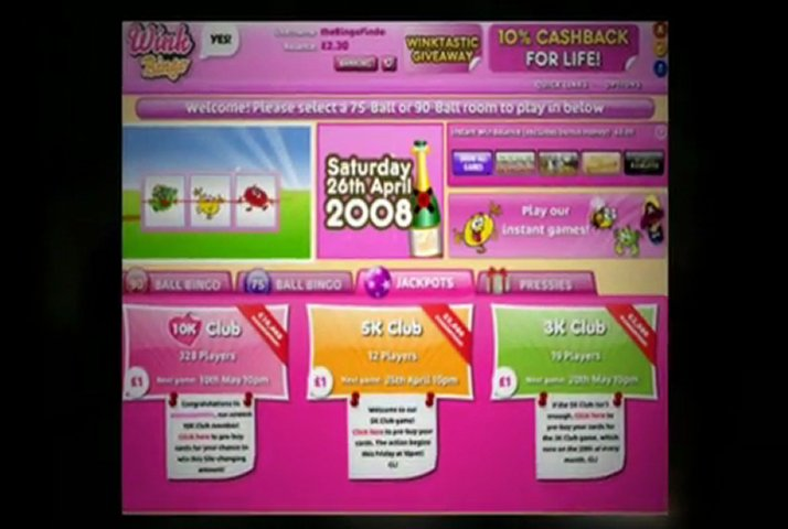 play free bingo games online for fun