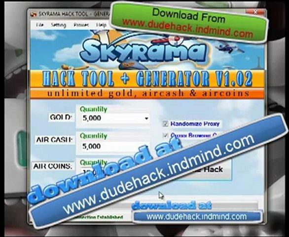 air cash and air coins generator v102 skyrama autos skyrama hack air