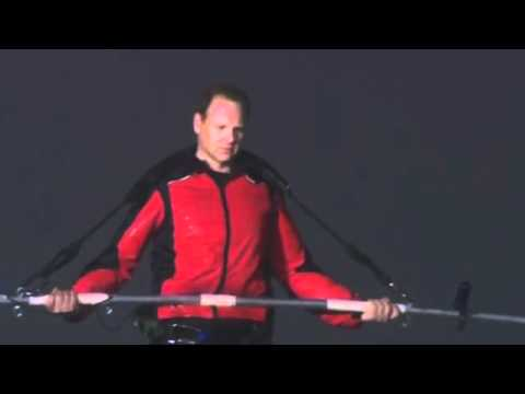 nik wallenda on tightrope walk over niagara falls | PopScreen
