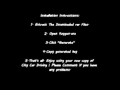 free city car driving crack