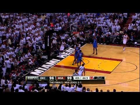 Top Ten Plays of the 2012 Finals | PopScreen