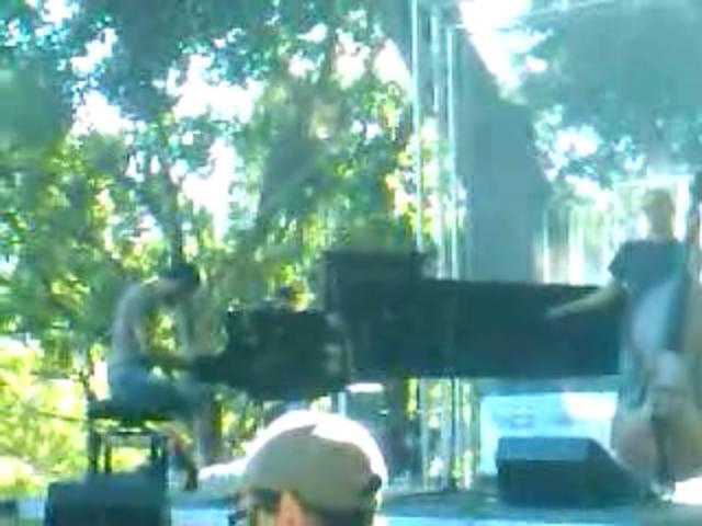 júlio resende trio @ parque eduardo vii, lisbon | PopScreen