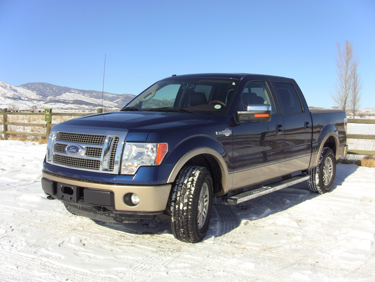2011 ford f 150 with the twin turbocharged ecoboost. Black Bedroom Furniture Sets. Home Design Ideas