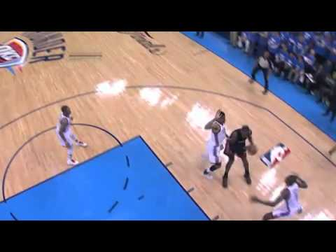 LeBron James Clutch Bank Shot (2012 NBA Finals Game 2) | PopScreen