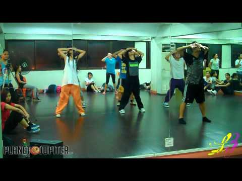 Dani's Material Girl by Madonna ( Funk Jazz Class) | PopScreen