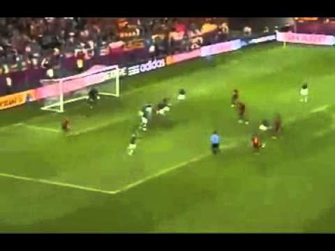 VIDEO PLAYBACK - SPAIN AGAINST THE IRISH AUDIENCE FOCUS ON THE TARGET GOAL [14-06-2012].mp4 | PopScreen