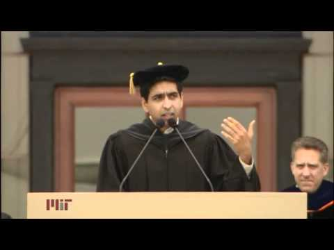 MIT 2012 Commencement Address | PopScreen