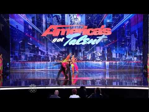 America's Got Talent 2012 - Untouchables (Dance Group) - Tampa Auditions | PopScreen