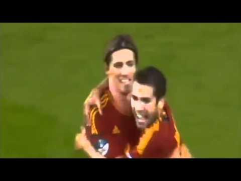 Fernando Torres Goal 2 - Spain Vs Ireland | PopScreen